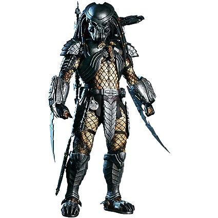 Amazon Com Hot Toys Alien Vs Predator Movie Masterpiece Celtic