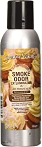 Tobacco Outlet Products Smoke Odor Exterminator, 7 Ounce (Creamy Vanilla)