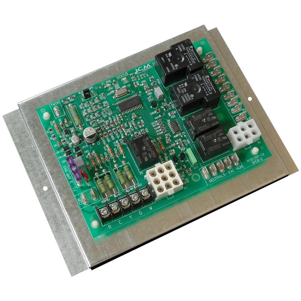 ICM Controls ICM2805A Furnace Control Replacement for Nor Dyne 624631 Control  Boards, Used with G3, G4, G5, G6, M2 and M3 Furnace Modules: Amazon.com: ...