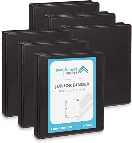 Amazon.com: Blue Summit Supplies - Carpeta de 3 anillas ...