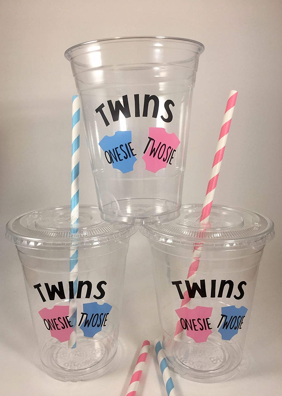 Gender Reveal Cups