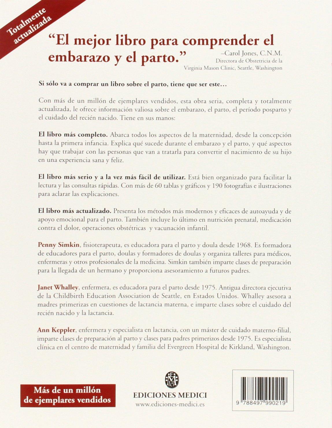 El Embarazo, El Parto Y El Recien Nacido: SIMKIN: 9788497990219 ...