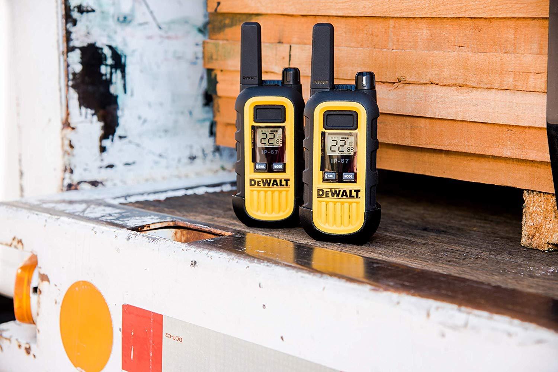 DeWALT DXFRS300 1W Walkie Talkies Heavy Duty Business Two-Way Radios (Pair) by DEWALT (Image #15)
