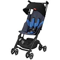 GB Pockit+ All-Terrain Stroller with Canopy and Reclining Seat