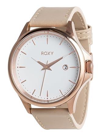 Roxy - Reloj Analógico - Mujer - ONE SIZE - Rosa: Roxy: Amazon.es: Ropa y accesorios