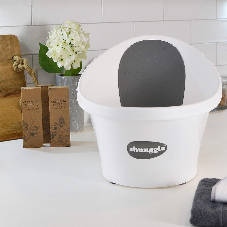 Shnuggle Baby Bath with Plug