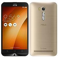 Smartphone Asus Zenfone GO Live, Android 5.1, Dual chip 4G, 32GB, 13MP, Tela 5.5`` - Dourado