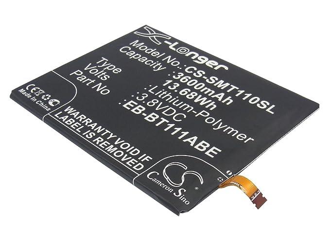 Tablet Akku,passend für [Samsung] SM-T110,Galaxy Tab 3 Lite 7.0 WiFi,Galaxy Tab 3 Neo,SM-T111,Galaxy Tab 3 Lite 7.0 3G,ersetz