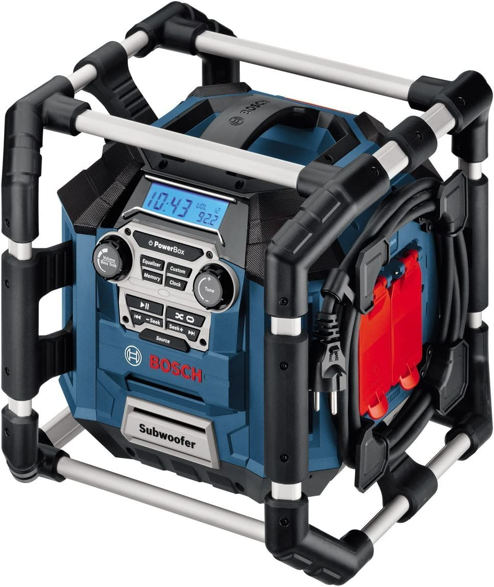 Bosch Professional 06014297W0 - Job Site Radio GML 20