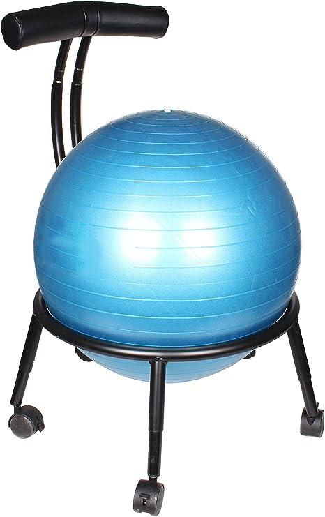 Carnegie Fitness Pilates Bola de la Estabilidad Ejercicio Silla ...