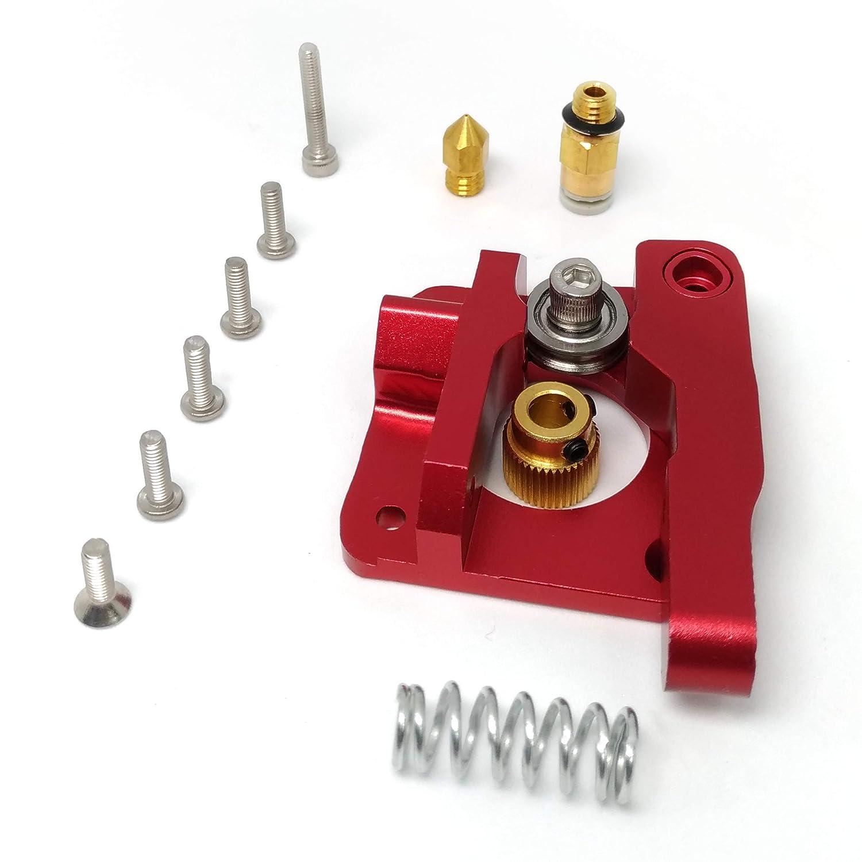Upgrade Aluminum Extruder Drive Feed Frame For 3D Printer Creality Ender KK