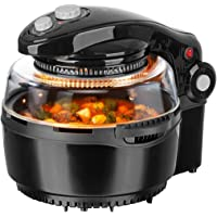 Air Fryer XXL 1400 W | with frying basket and rotisserie spit
