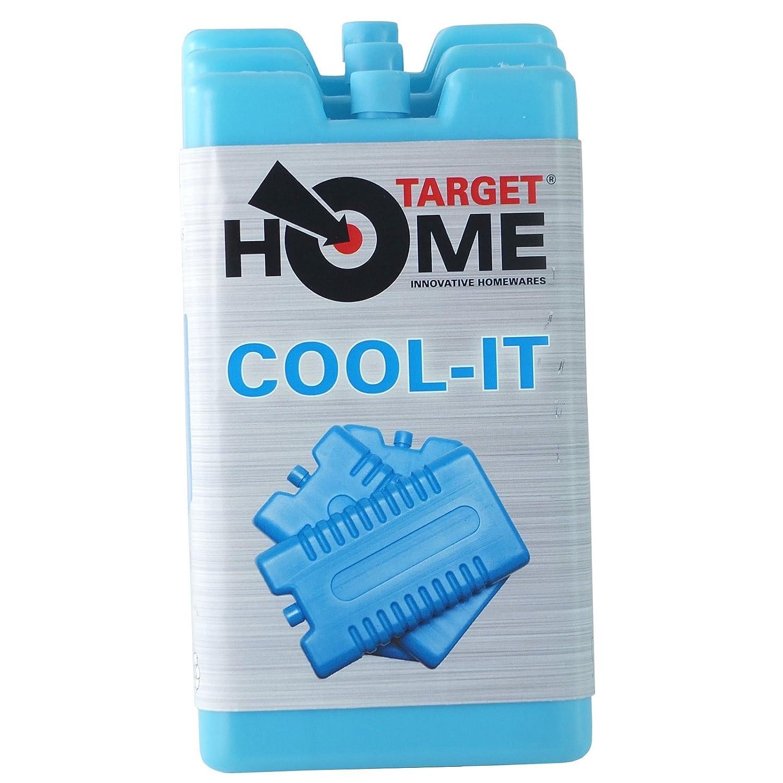 Target Homewares® - Bloques de congelador (3 unidades), mantiene los alimentos frescos