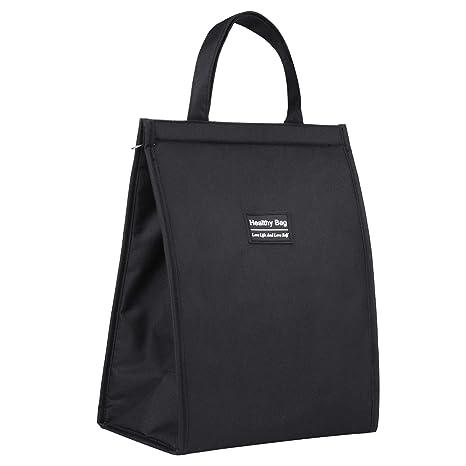 Amazon.com: BZBRLZ - Bolsas de almuerzo, Negro: Kitchen & Dining