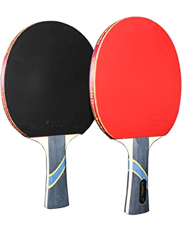 17807a445736 MAPOL 4 Star Professional Ping Pong Paddle Advanced Training Table Tennis  Racket with Carry Case (