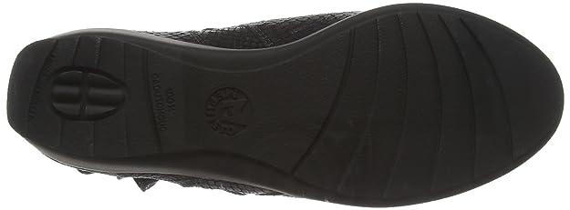 f27261394ec Mephisto-Chaussure Bottine-SEDDY Noir cuir 7900-Femme  Amazon.fr   Chaussures et Sacs