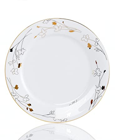 Amazon.com | Charter Club Dinnerware Grand Buffet Gold Silhouette ...