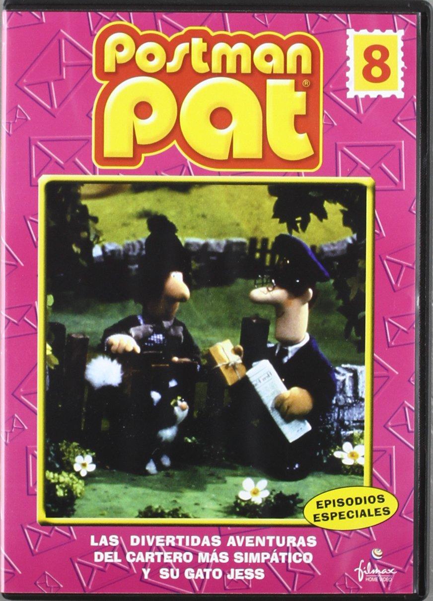 Amazon.com: Postman-Pat 8 Especial (Import Movie) (European Format - Zone 2) (2004) Chris Taylor: Movies & TV