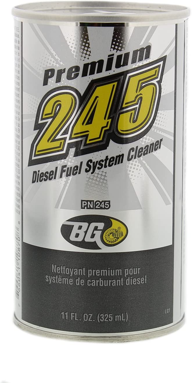 BG Premium Diesel Fuel System Cleaner