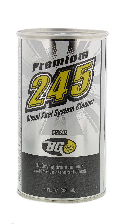 BG 245 Premium Diesel Fuel System Cleaner 11 OZ CAN BG244