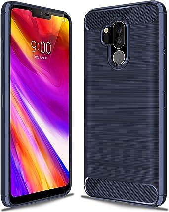 Carcasa para LG G7 ThinQ, LG G7 Fit, LG G7 One Case, LG G7 Funda ...