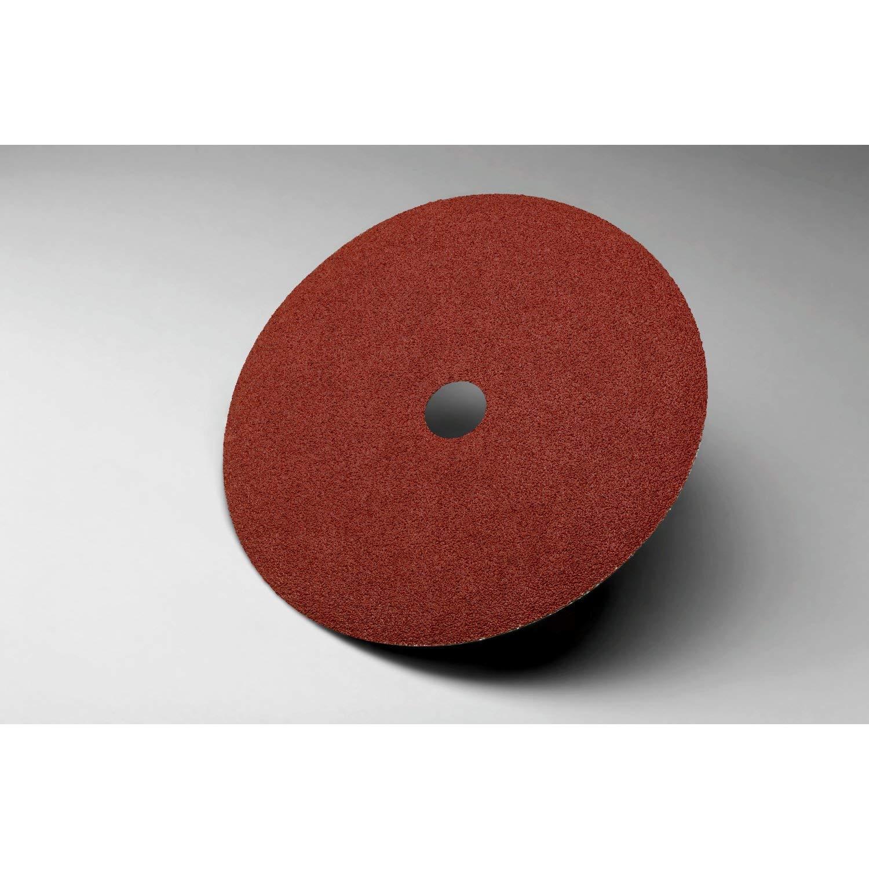 3M Fibre Disc 381C, 36, 7 in x 7/8 in, Die 700BB