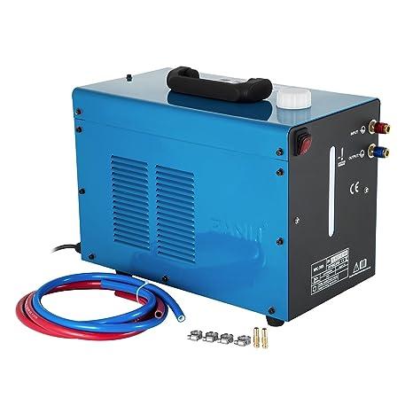 mophorn Air Plasma cortador soldador máquina con 3 en 1 120 A TIG/MMA/