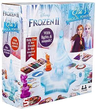 Sambro Frozen Magic Powers - Juego de Mesa: Amazon.es: Juguetes y ...