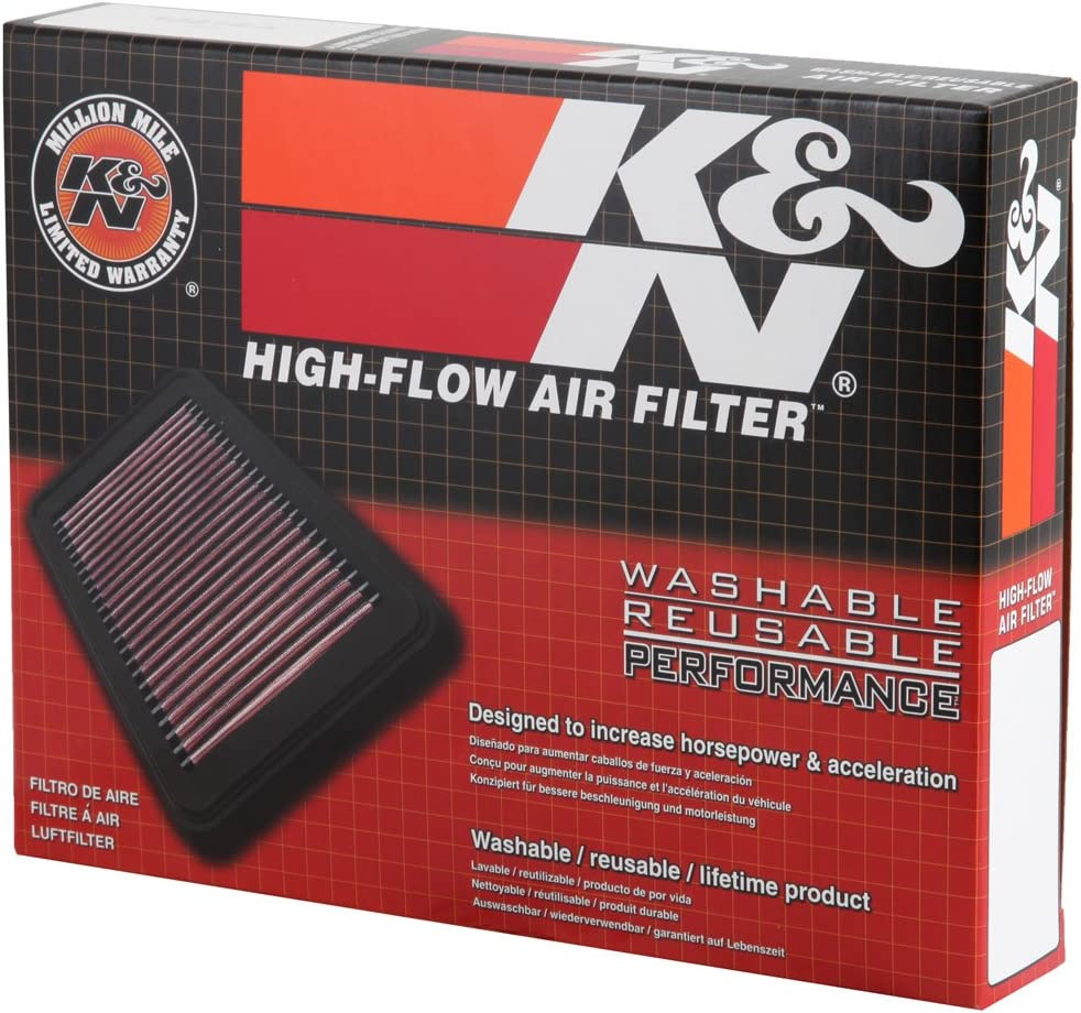 K/&N OE Replacement Performance Air Filter Element 33-2072