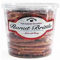 Brittle-Brittle Peanut Brittle, 42 Oz, 2 Pack