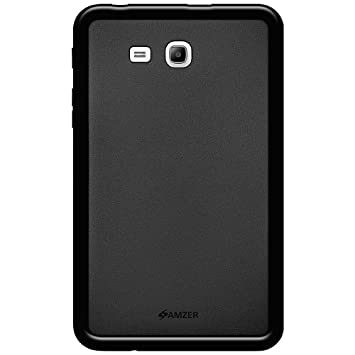 best sneakers 16a78 337ac Amzer Pudding TPU Skin Case Back Cover for Samsung GALAXY Tab 3 Lite  T110/Tab 3 Neo T111 (AMZ96918)