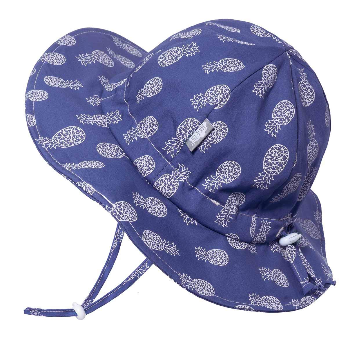 Jan /& Jul Baby Toddler Kids Breathable Cotton Sun Hat 50 UPF Adjustable for Grow Stay-on