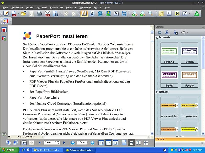 PaperPort 14 0 (PC)