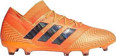 Chaussures Chaussures de Football Homme adidas Nemeziz 18.1 FG ...