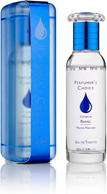 Perfumista De La Elección De Rafael Eau de Toilette Spray para hombres, 83 ml