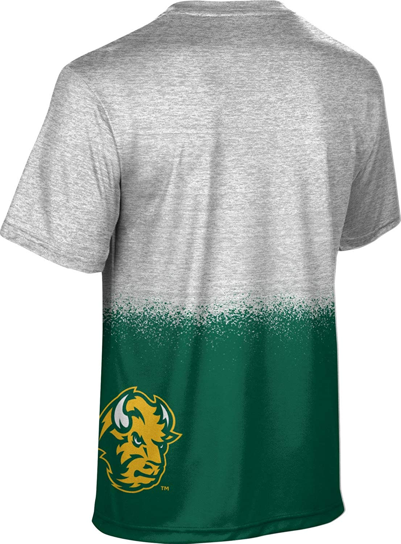 Spray Over ProSphere North Dakota State University Mens Performance T-Shirt