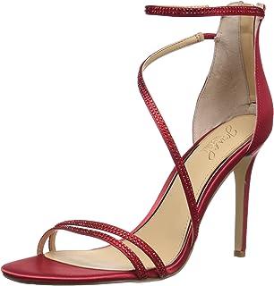 856b267630e Amazon.com  Badgley Mischka Women s Hobbs Heeled Sandal  Shoes