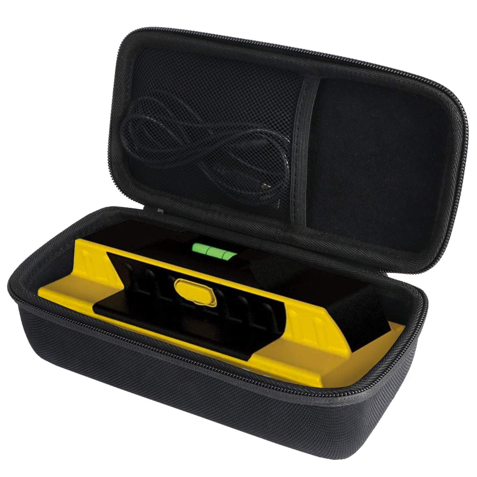 Khanka Hard Case for Franklin Sensors ProSensor 710 710+ T13 T11 Professional Stud Finder (black)
