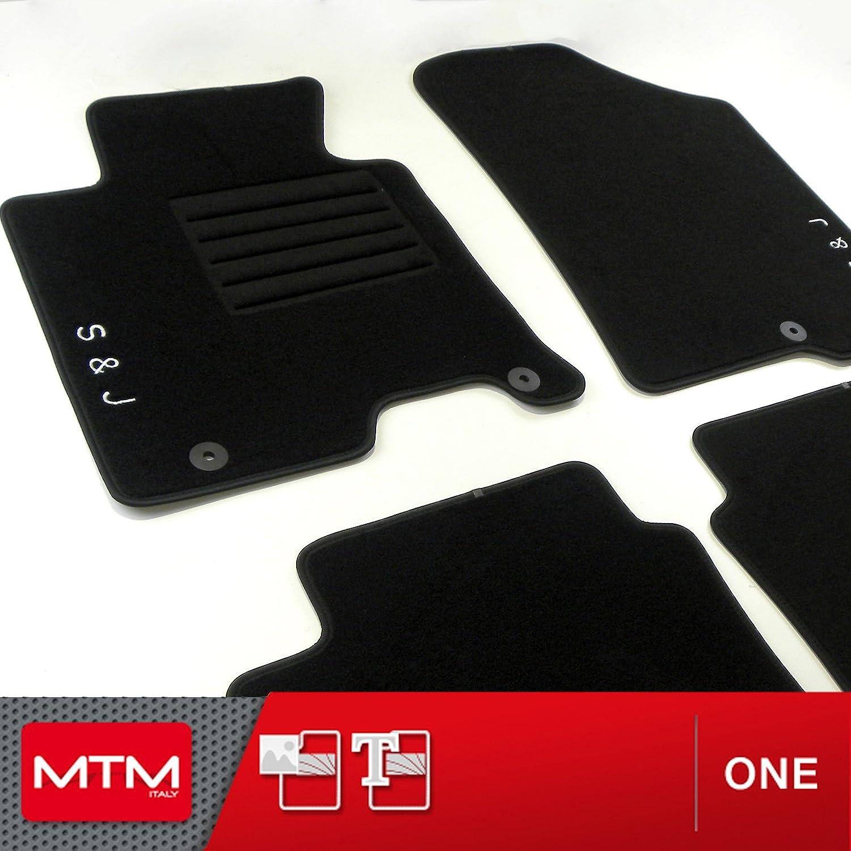 a Medida Forma Original en Moqueta Antideslizante MTM Alfombrillas i40 Desde 01.2012- One 1438 c/ód
