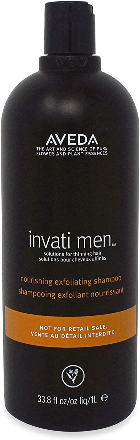 Aveda Invati Men Nourishing Exfoliating Shampoo 33.8 oz