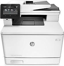 HP M377 Laserjet Pro Impresora Multifuncional de Láser, Inalámbrica