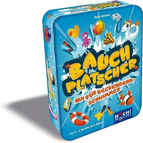HUCH! 880703 - Juego de Mesa Familiar: Amazon.es: Juguetes y juegos
