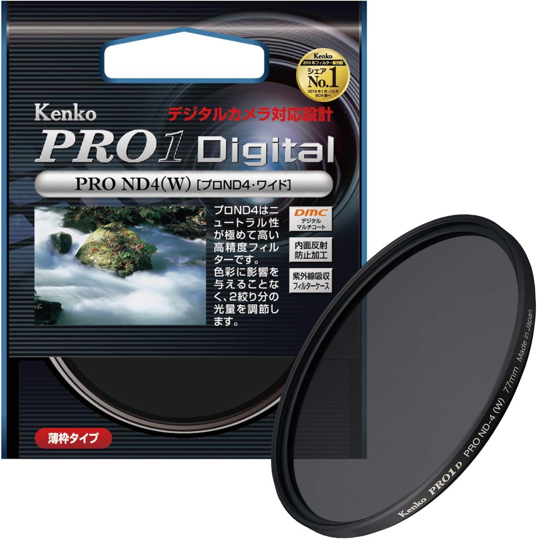 Kenko 72mm PRO1D Pro ND8 Slim Frame Camera Lens Filters