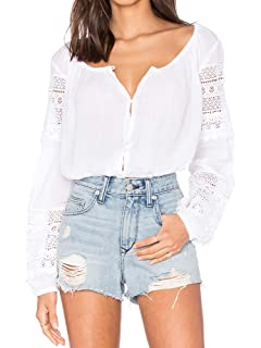 27cb5358bc LOVESHACKFANCY Women's Foil Star Print Ruffle Mini Skirt 3 / Large ...