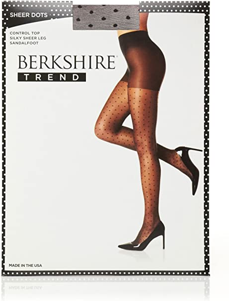 One Size Fits Most Womens Sheer Pantyhose Large Diamond Pattern Sheer Pantyhose