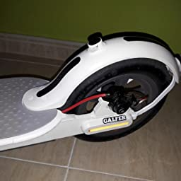 Soporte Trasero de Guardabarros para el Scooter eléctrico ...