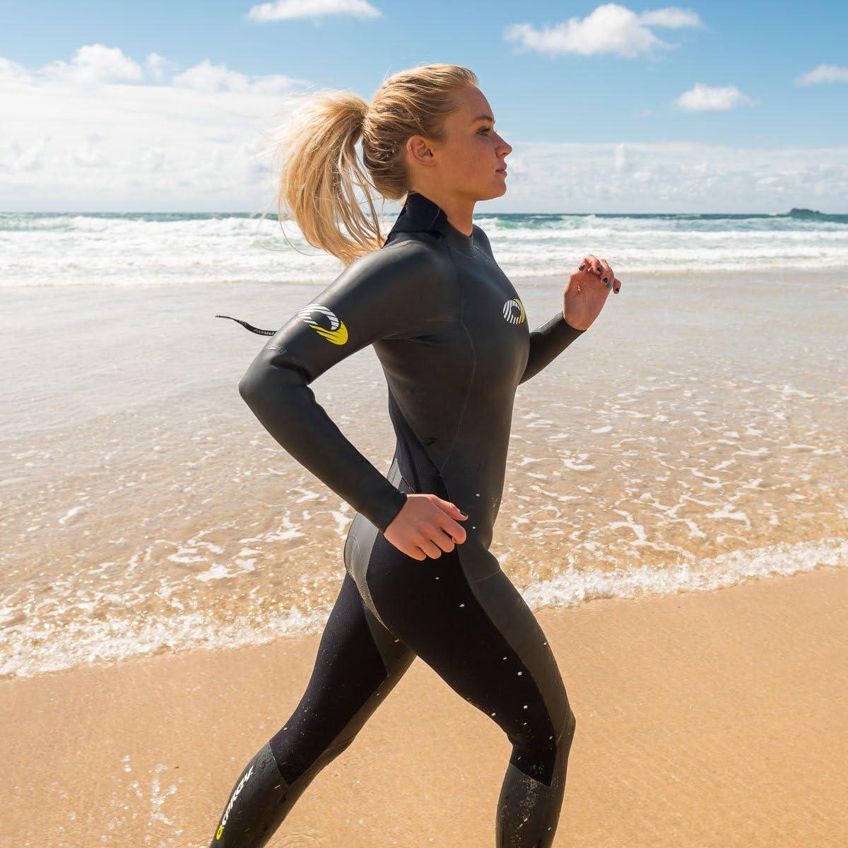 Osprey Womens Neoprene Full Length Triathlon Wetsuit