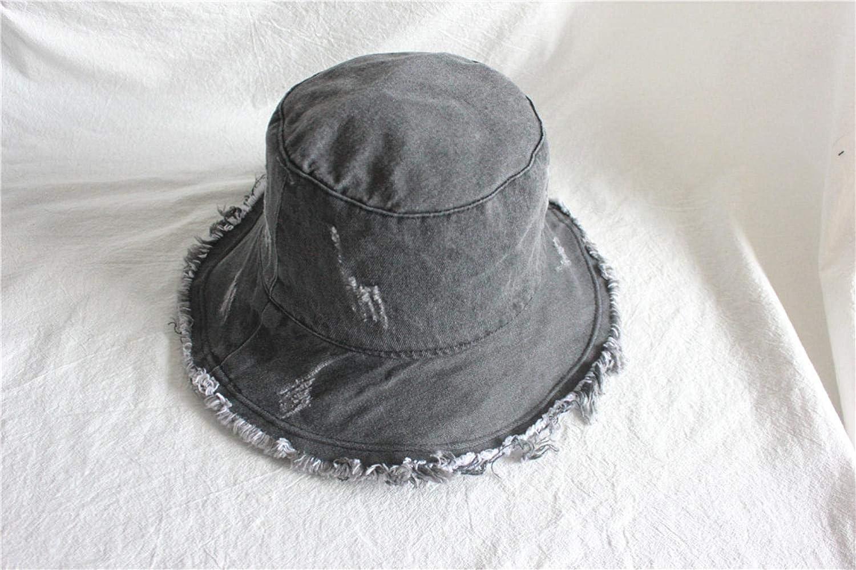 Cappello da pescatore di jeans Cappello da pescatore Cappello Unisex Moda Uomo Donna Panama Cappello da pescatore caldo antivento da esterno
