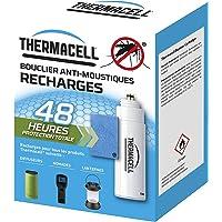 THERMACELL THRECHARG48 Recharges 48h pour Bouclier Anti-Moustiques