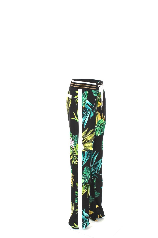 new concept 337b9 dedeb Pantalone Donna Pinko 40 Nero/lilla Terni 1/7 Primavera ...